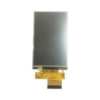 RGB arayüzü ile 4 inç 480 * 800 çözünürlük RTP dokunmatik panel IPS TFT LCD Modül ekranı