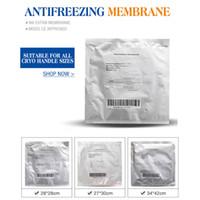 Máquina de membrana anticongelante Partes consumibles Terapia Cryo Terapia de enfriamiento Almohadilla de gel Fallo Congele para el peso frío Reduce la máquina de terapia de crio