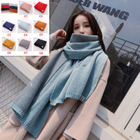 Unisex Knitted Wool Scarf 2018 Men' S Womens Men' S ...