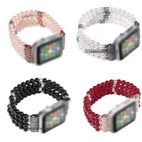New model Luxury Her wristband for apple watch band 38mm 42 ...