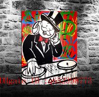 Alec Monopoly - 69, Home Decor HD Printed Modern Art Painting ...