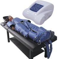 pressoterapia vestito linfodrenaggio macchina pressoterapia lontano infrarosso 3 in 1
