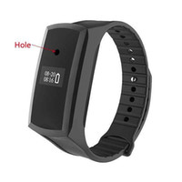 Mini Camcorder Smart Band HD 1080P Mini Camera Watch Pedomet...