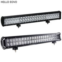 HELLO EOVO 22 Inch 240W 4D 5D LED Light Bar for Work Indicat...