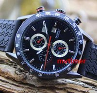 Luxury Rubber Band Brand Automatic Mechanical Tag Watch Stra...