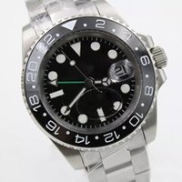 Luxury Mens Watch GMT 116710 series high quality ceramic bez...