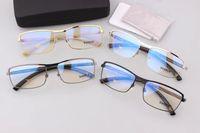 fa268aa7a1 Wholesale pure titanium frames online - Men eyeglasses frames mikli Pure  Titanium glasses High quality frames