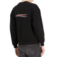 Mens Designer Sweatshirts High Fashion Mens Designer Wave St...
