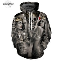 EU Size M- 3XL 2017 New Fashion Men Women 3d Hoodies Print Me...