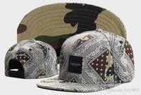 Мода хип-хоп Cap Cayler сыновья камуфляж кешью цветы Snapback шляпы письмо бейсболки Gorras Planas Casquette