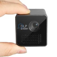 P1 Plus Wireless Mobile Projector Support Miracast DLNA for ...