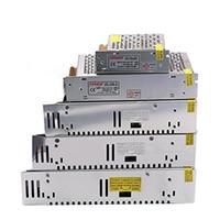 Transformateurs d'éclairage, variateurs de haute qualité DC 24V LED Transformateur d'alimentation 70W 120W 180W 200W 240W 360W 360W 400W Alimentation alimentée pour les modules de bandes à LED AC 110-240V