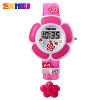 Skmei New Popular Fashion Children Sports Watch Cute Sunflow...