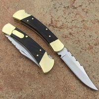 versione BK110 dual mode coltello pieghevole 440C aggiornata della lama del regalo di caccia di campeggio A07 A161 A162 A163 1 di trasporto libero