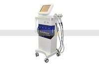 СПА 18 Гидра лица кислородный пистолет-распылитель гидро дермабразия фотон светодиодные терапия лица анти старения лица глубокой очистки машина