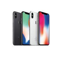 الأصلي مقفلة ابل اي فون X iphoneX 4G LTE الهاتف المحمول 5.8 '' 12.0MP الجيل الثالث 3G RAM 64G / 256G ROM الوجه ID الهاتف المحمول
