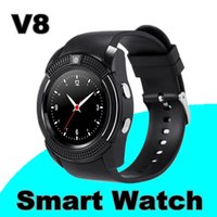 1000X V8 Smart Watch Bluetooth Watches Android with 0. 3M Cam...