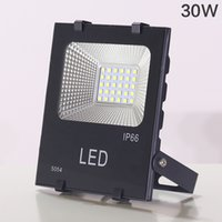 Led Floodlight Outdoor 30W IP66 Led Light Outdoors Waterproo...