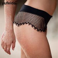 Mutandine sexy delle donne di nuovo arrivo di YUFEIDA delle mutandine con le mutandine del bikini delle donne della maglia morbide e comode per la femmina