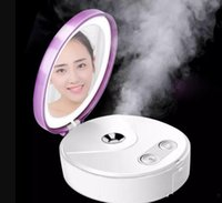 Vanity Mirror with Lights Nano Facial Steamer Cool Mist Spra...