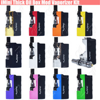 Authentic imini Thick Oil Cartridges Vaporizer Kits 520mAh B...