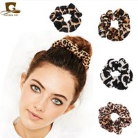 Printing Leopard Cross Headband For Women Turban Hairband St...