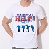 THE BEATLES Evolution Route de l/'Abbaye Hommes T-shirt drôle