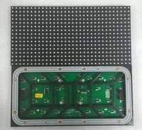 p10 야외 픽셀 풀 컬러 모듈 야외 hub75 1/4 스캔 320 * 160mm LED 디스플레이 특별 유지 보수
