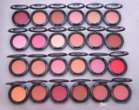 Arrivo di alta qualità Sheertone Blush Fard A Joues 6G (LOT 24PCS) 24 colori!