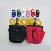 كلب جرو الطاعة أجيليتي بيت التدريب الغذاء علاج الحقيبة حقيبة وجبة خفيفة مكافأة الخصر حقيبة مع الفرس ZA5590