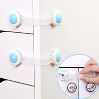 New Child Safety Lock Multi- function Drawer Lock Baby Protec...