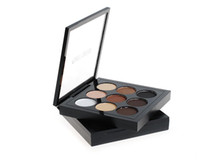Palette Colors Smoky Cosmetics Matte Glitter Shimmer Eye Sha...