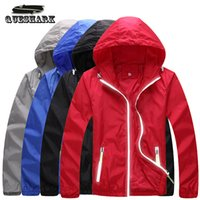 Men Women Reflective Cycling Jacket Sun- protective Bike Wind...