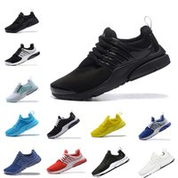 2018 New PRESTO 5 BR QS Breathe Black White Yellow Red Mens ...