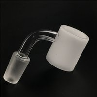 Newest 25mm quartz banger with 3mm thick opaque honey bucket...