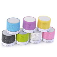 A9 LED Bluetooth Speaker Mini Speakers Hands Free Portable W...