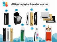 OEM packaging display box retail packaging for vaporizer pen...