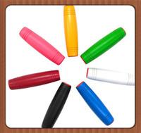 Mokuru Fidget Rollver Ahşap Sopa Dekompresyon Oyuncak Yenilik Kayın Ahşap Spinner Anti-stree Parmak Masaüstü Çevirme Oyuncaklar Iyi kalite