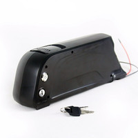 ЕС США AU Бесплатная доставка 48 в 11.6 ah бренд 18650 клеток электрический велосипед Дельфин литиевая батарея с 2A зарядное устройство для 1000 Вт ebike