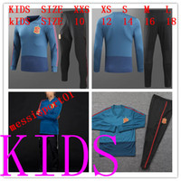kids Spain tracksuit camiseta españa training Morata A. INIES...