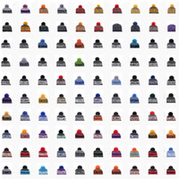 2019 New Arrival Beanies Hats American 32 Teams Beanies Caps...