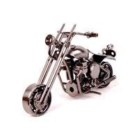 Новый дизайн античный стиль металлические модели мотоциклов для домашнего офиса украшения спальни дисплей красивые художественные ремесла мульти стили