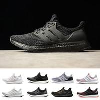 sports shoes f876f c50ce Adidas ultra boost 3.0 4.0 hot top Ultra 3.0 para hombre Oreo CNY  zapatillas deportivas Classic