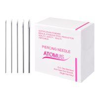 1 set stérile jetable aiguille de piercing pour corps de qualité médicale 20pcs de chaque style 12G 14G 16G 18G 20G pour trousse à outils