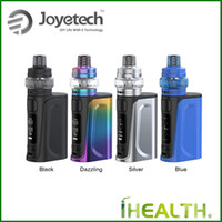 100% Authentische Joyetech 80W eVic Primo Fit mit Exceed Air Plus Starter Kit 2800mAh Buil-in Akku Intuitive 0,96-Zoll-OLED