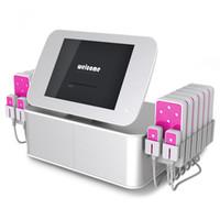 Лучшая цена лазер 160mw LiPo диода лазера Lypolysis потеря веса сжигания жира для похудения красоты Оборудование для формы тела