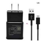 S8 S8 Plus Adaptive Fast Charging home Wall Charger 5V 2. 0A ...