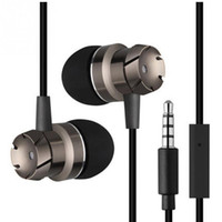 High quality 3. 5mm Jack Noise Isolation Headphone In- ear Ear...