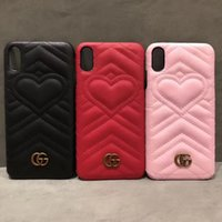 Designer Top Luxury Brand Phone Case for iPhone X XR XS Max ...