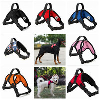 Adjustable Pet Dog Harness Outdoor Small Dog Harness Pets Ve...